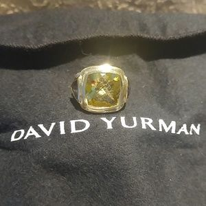 David Yurman Renaissance Ring